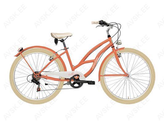 dfe60eaff38 Jalgratas Adriatica Cruiser naiste, roosa